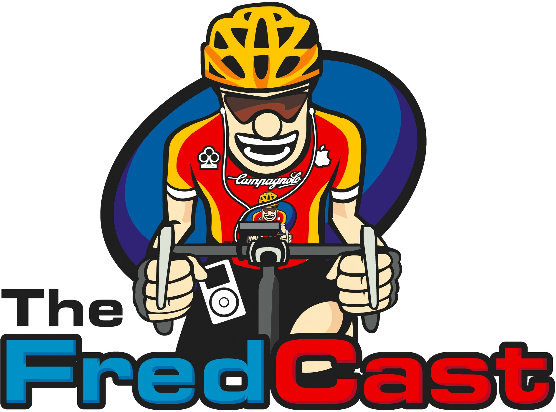 The FredCast Cycling Podcast (Enhanced Version)