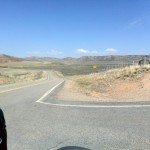 Today's #barshot from a ride with @MrsFredCast to the Wyoming border. - from @FredCast