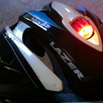New Taillight on Lazer Helium