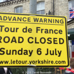 The Tour comes to Yorkshire!